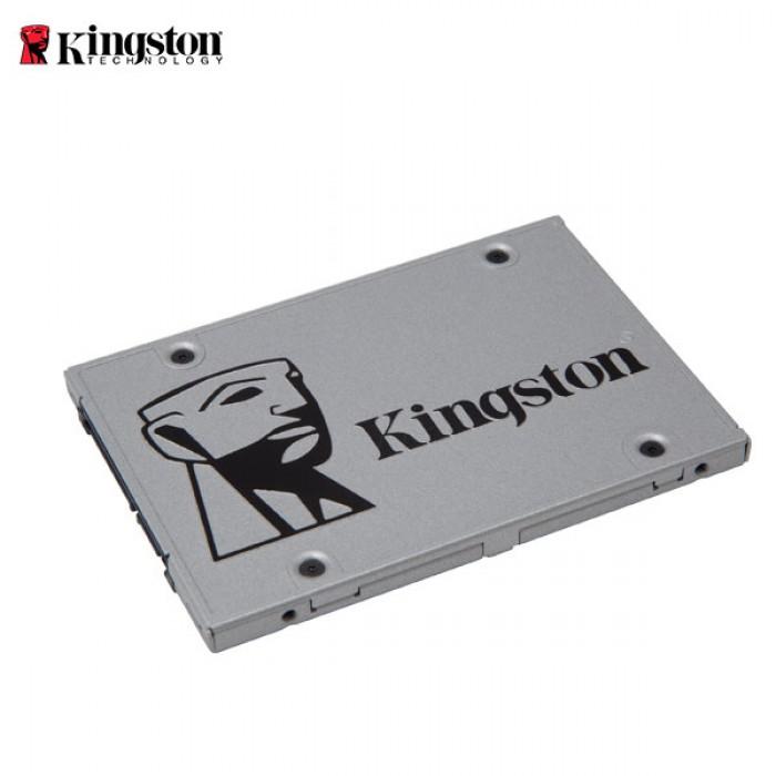 ΕΣΩΤΕΡΙΚΟΣ ΔΙΣΚΟΣ SSD KINGSTON UV400 SATAIII 2.5'' 120GB