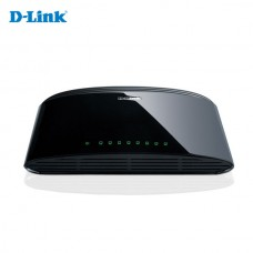 SWITCH DLINK DES 1008D 8 PORT 10/100