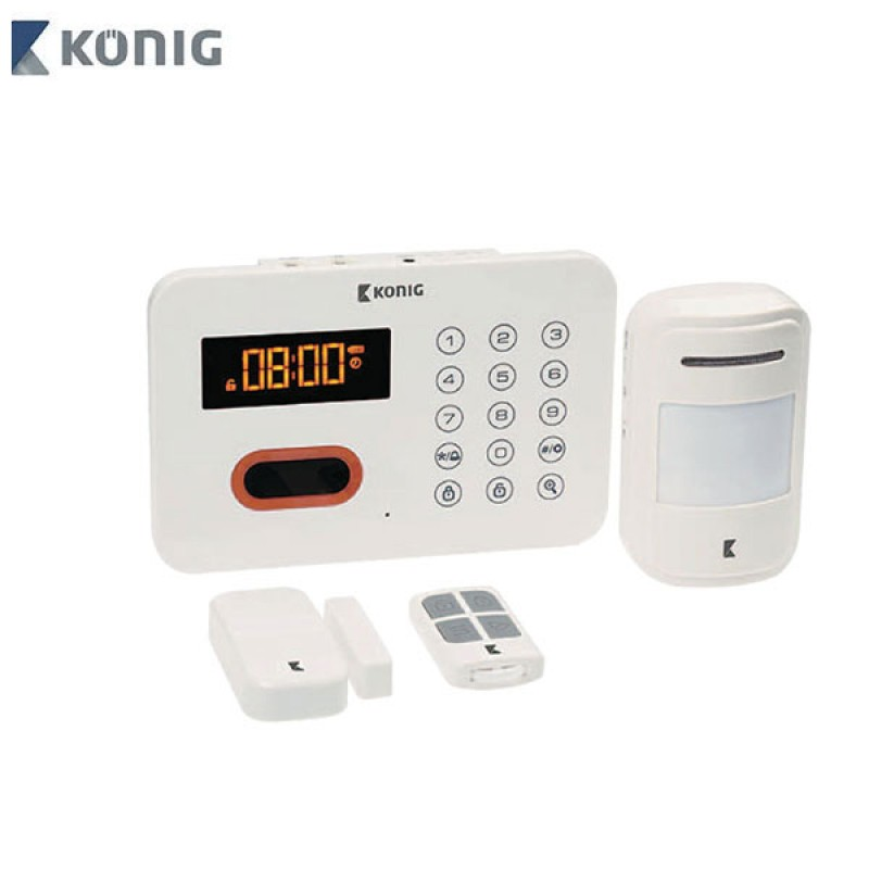 könig home security