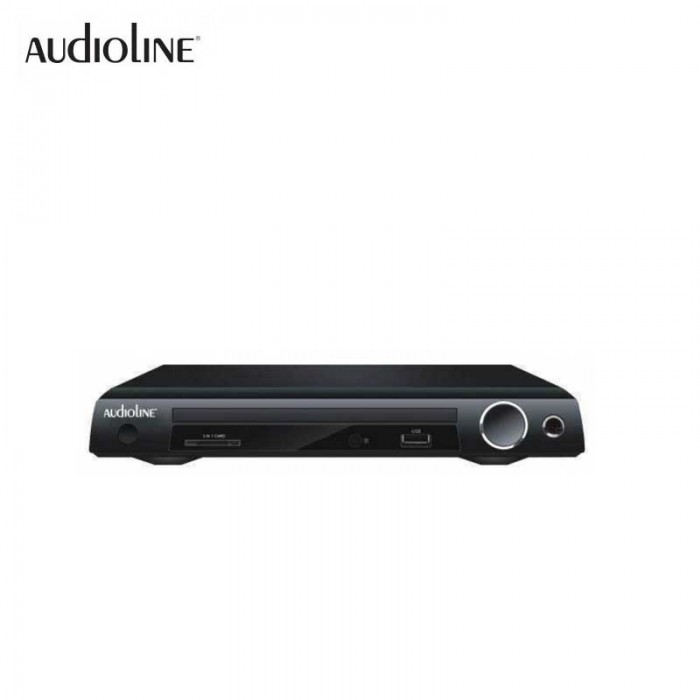 DVD 519 AUDIOLINE USB MINI SIZE