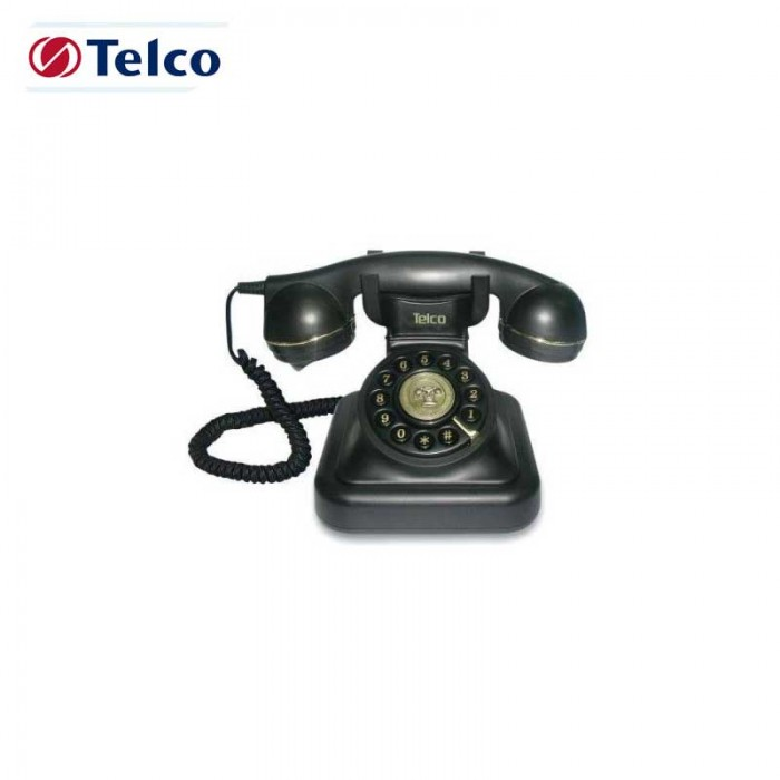 ΣΤΑΘΕΡΟ ΤΗΛΕΦΩΝΟ TELCO VINTAGE 20 RETRO DESING