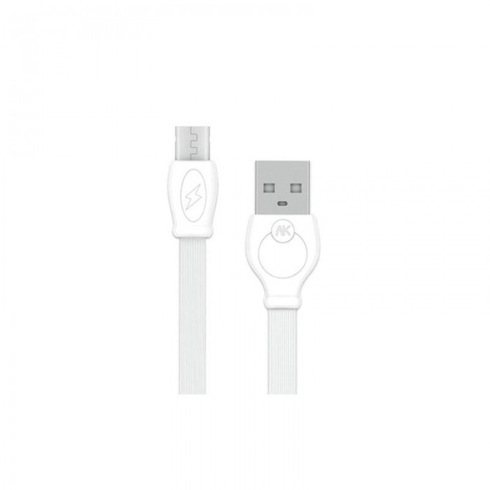 CHARGING CABLE  WK MICRO WHITE 1M FAST WDC023