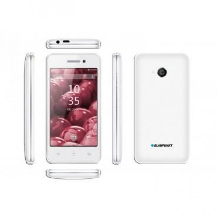 Blaupunkt SM01 Single Sim White