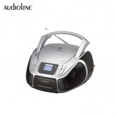 RADIO-CD BOOMBOX AUDIOLINE CD-96 MP3/USB