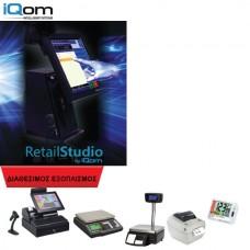 RETAIL STUDIO FISCAL DRIVER by i-QOM